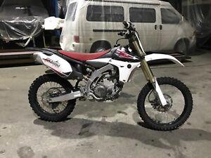 2011 Yamaha YFZ 450 F