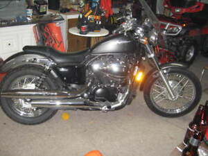 Selling 750 Honda Shadow RS Extremely  Low KMs Mint