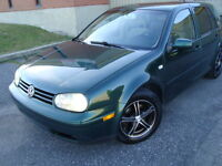2000 VOLKS GOLF GL 5 DOOR AUTO'' TAX INCLUDED'' PRIVATE SALE