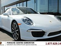 2014 Porsche 911 Certified Local Car - No Accidents - Fully Equi