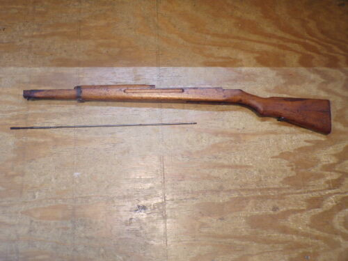WW 11 JAPANESE TYPE 38 SHORT COMPLETE STOCK