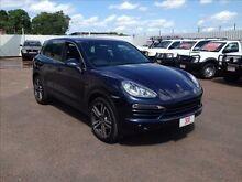 2011 Porsche Cayenne Series 2 Diesel Blue 8 Speed Tiptronic Wagon Holtze Litchfield Area Preview