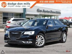 2018 Chrysler 300 300 Limited - AWD - 3.6L - 8 speed - Heat/Cool