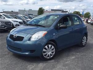 2008 Toyota Yaris LE CLEAN CARPROOF AUTO AIR CONDITION CERTIFIED