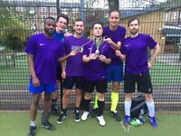 KENNINGTON 5 A-SIDE FOOTBALL LEAGUE - BEST PRICES IN LONDON - £35