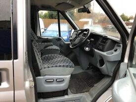 Ford Transit Tourneo GLX 9 seater Bus
