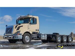 VOLVO VNL86T TRIDEM 2014 À VENDRE / FOR SALE