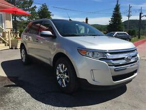 2013 FORD EDGE LIMITED , AWD . 3.5 LIT , CUIR , TOIT ,GPS,FULL