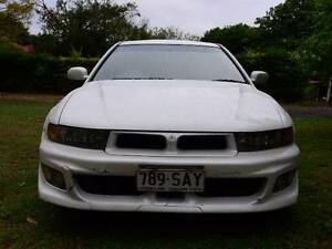 Rare 2000 Import VR-4 V6 Twin Turbo Legnum Wagon Bellbird Park Ipswich City Preview