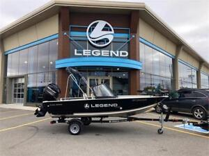 Legend 15 AllSport 2018 + Mercury 40 CT + Trailer + Minn-Kota