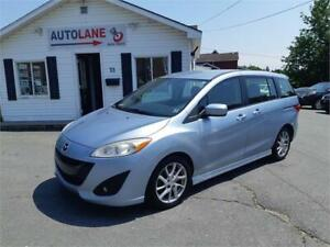 2012 Mazda Mazda5 NEW Fuel Sipper New MVI $69 bi-weekly oac