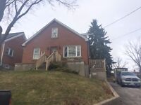 Renovated 3 Bedroom Detached Home Available Oct 15th on Grove St