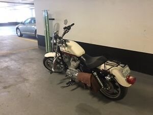 LOW Rider Sporster Harley Davidson superb condition
