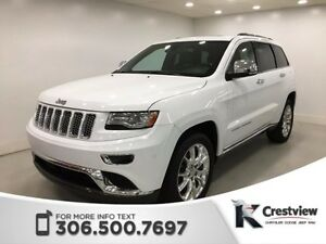 2014 Jeep Grand Cherokee Summit | Sunroof | Navigation