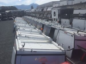 Used Truck Canopies - 450 in stock !! Prince George British Columbia image 3