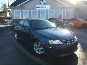 2007 SAAB 9 3 Aero only 99 B/W tax incl OAC