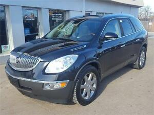 2010 BUICK ENCLAVE CXL1 AWD | LEATHER | DVD |CAMERA 7 PASSENGER