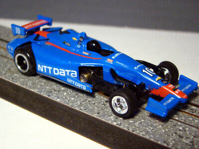 AUTO WORLD NTT-DATA INDY CAR SUPER III, 2.8 Ohm NEO MAGS, SUPER FAST