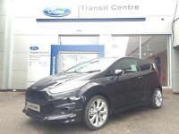 NEW Ford Fiesta 1.5TDCi 95PS Sport in Black + Reverse Sensors- Coming Soon