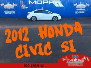 2012 Honda Civic Sedan, Navigation Sunroof Si Full Load!