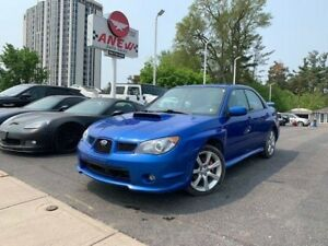 2006 Subaru Impreza WRX Turbo ~ 5 speed ~ Certified
