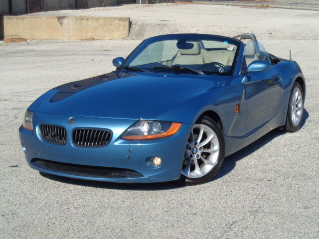 Image 1 of 2003 BMW Z4 2.5i Convertible…