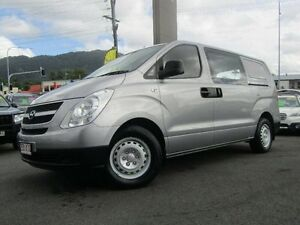 2013 Hyundai iLOAD TQ2-V MY13 Silver 5 Speed Automatic Van Earlville Cairns City Preview