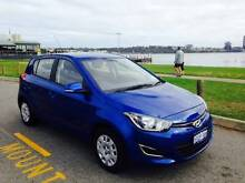 2013 Hyundai i20 Hatchback 5-door V. LOW KM, EXCELLENT CONDITION South Perth South Perth Area Preview