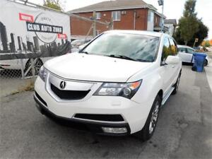 ACURA MDX TECHN AWD (NAVIGATION BLUETOOTH)