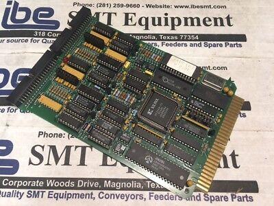 Electrovert Solder Wave Control Card - 0400065 W Warranty