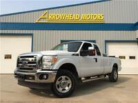 2011 Ford Super Duty F-250 long box / 8 foot box / 6.2