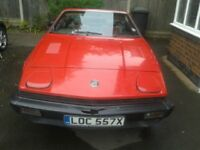 Triumph TR7 1981 ** From one of the last production runs **