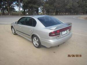 1999 Subaru Liberty Sedan Yarrawonga Moira Area Preview