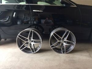 Konig Inception Rims