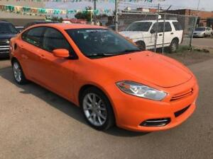 2013 Dodge Dart SXT ---$0 DOWN FINANCING, 100% APPROVED