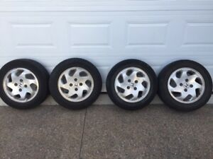 195/65/15 tires and rims