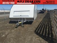13' Sled Trailer 8 x 13 Lightning  Avalanche All Aluminum Traile Calgary Alberta Preview