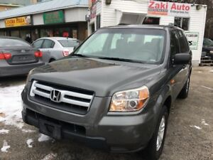 2007 Honda Pilot LX/Safety And E Test is Included The Price