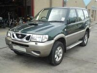 NISSAN TERRANO 2.7TD ENGINE FOR SALE