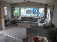 Brand new DG & CH static holiday home, stunning location, Cayton Bay