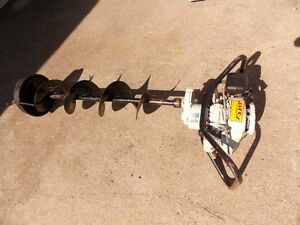 """9"""" Jiffy Ice Auger"""