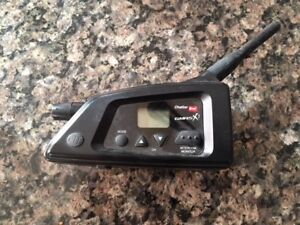 ChatterBox GMRS X1 helmet communicator for Motorcycle or ATV