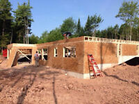 Framing.Siding, Doors/ Windows, Garage / Storage Barns      Watc