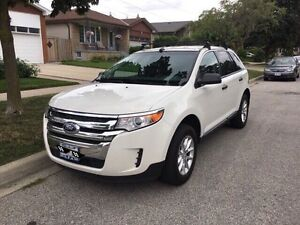 Ford Edge 2013 with Extended Warranty
