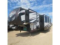 2015 ROAD WARRIOR 415 TOY HAULER W/ GENERATOR