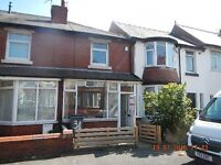 2 bed mid terraced house available for rent – Onslow Road, Blackpool, FY3 7DF