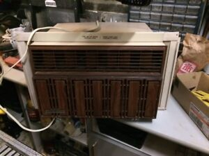 GE Air Conditioner Window Mounted