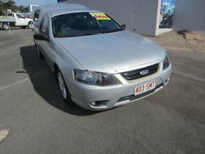 2007 Ford Falcon BF Mk II XL Ute Super Cab Silver 4 Speed Sports Automatic Utility Maroochydore Maroochydore Area Preview