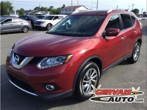 Nissan Rogue SL AWD GPS Cuir Toit Panoramique MAGS 2015