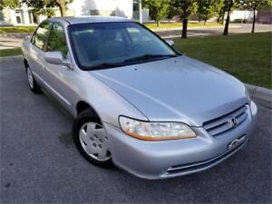 2001 Honda Accord Sdn LX AUTO/GR.ELEC/AC/CLEAN!!